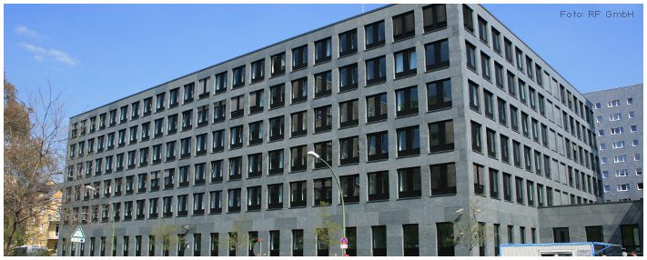 Federal Ministry for Traffic, Building and City planning, Berlin